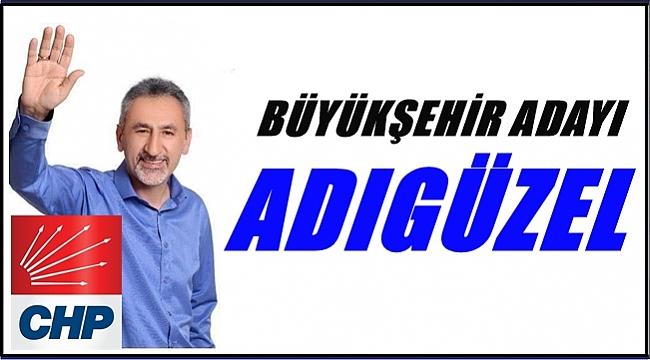 CHP Ordu Büyükşehir Belediye Başkan Adayını Açıkladı