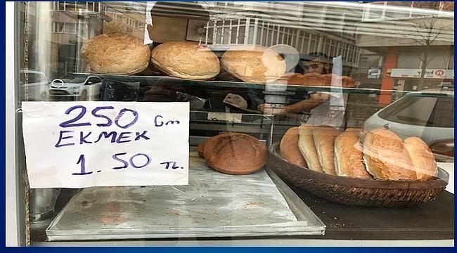 Ekmek fiyatları zamlandı