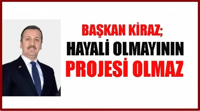 Başkan Kiraz'dan Korgan'a müjde!