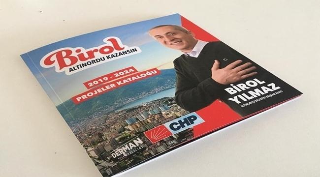CHP Adayı Birol Yılmaz Altınordu İçin Manifestosunu Açıkladı