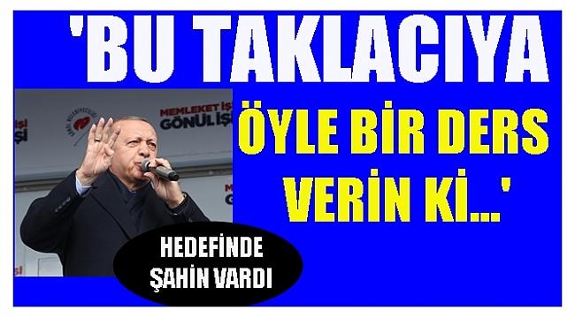 """Erdoğan,"""" Dostum olduğunu söyleyerek oy devşirmeye çalışıyormuş"""