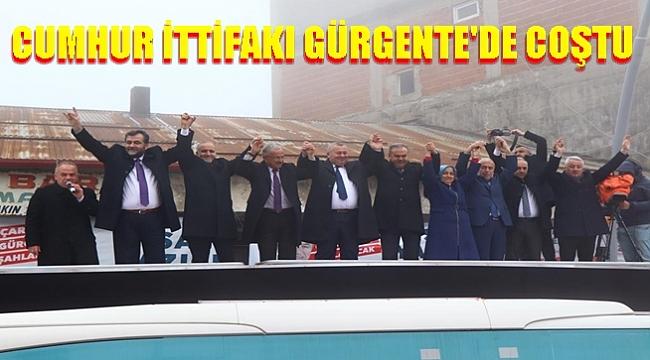 Güler:  Yeni dönemde Gürgentepe'nin sorunu kalmayacak