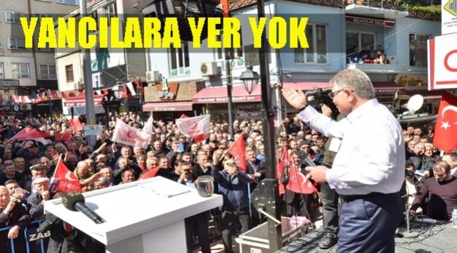 İdris Naim Şahin: Belediyeciliğin kitabını yazdık