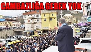 İdris Naim Şahin: Ordu halkı sandığı bekliyor