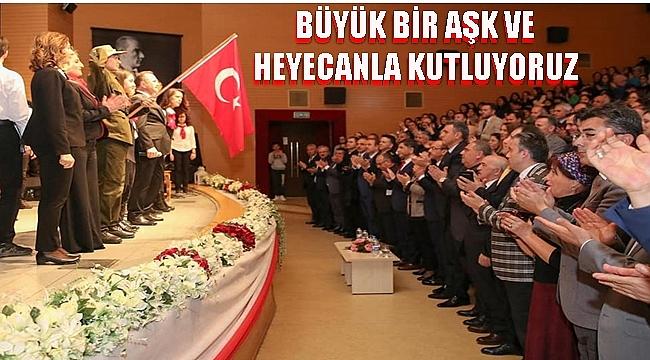 İSTİKLAL VE İSTİKBALİMİZİN SEMBOLÜ