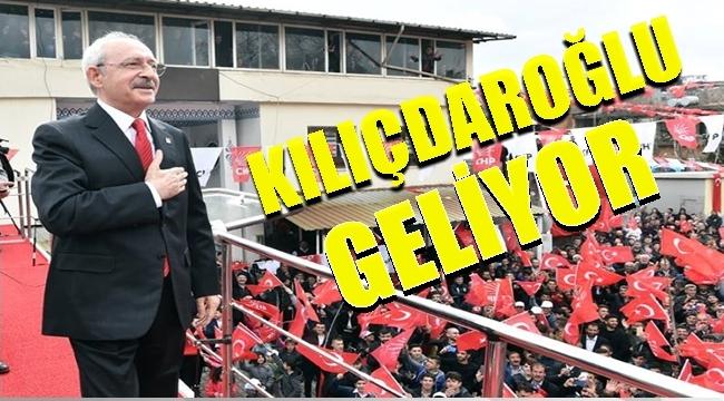 Kılıçdaroğlu Cuma Günü Ordu ve Giresun'da