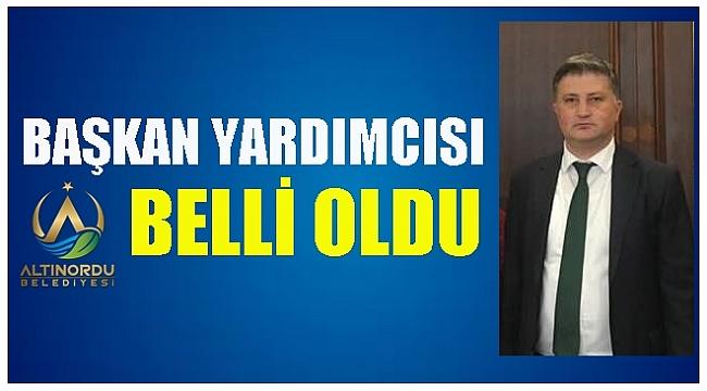 Ahmet Akyurt Başkan Yardımcısı oldu