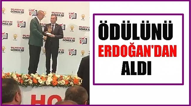Başkan Yalçuva Türkiye 3.oldu