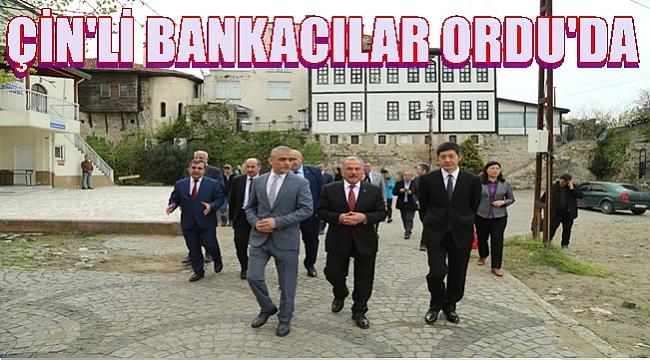 ICBC TURKEY YÖNETİMİ ORDU'DA