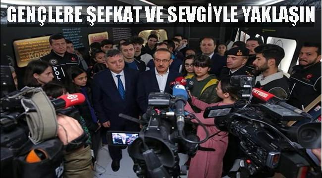 NARKOTİK TIR'I ORDU'DA