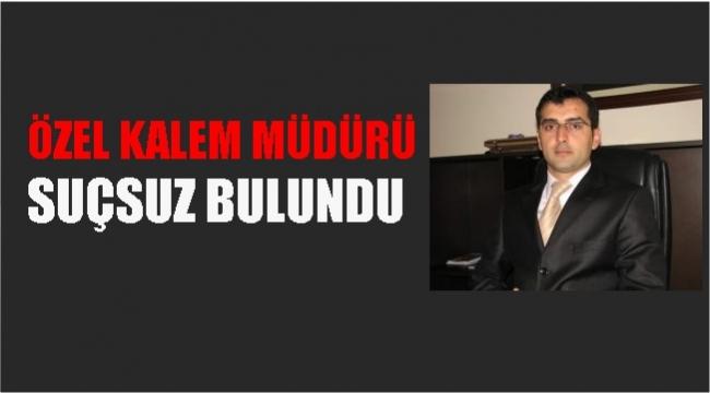 Sedat Erim beraat etti