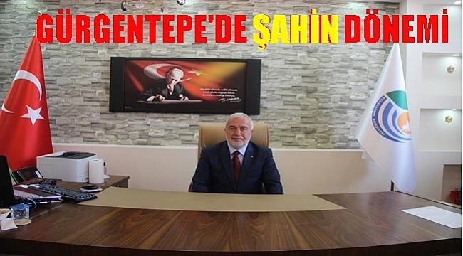 Yaşar Şahin Gürgentepe'de görevine başladı
