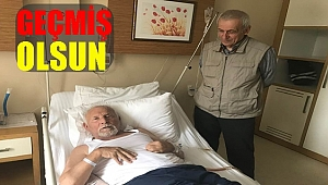 Ahmet Gürpınar ameliyat oldu