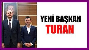 AK Parti'de Gençlik Yunus Emre Turan'a emanet