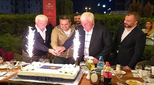 Altaş Tv 8 Yaşında