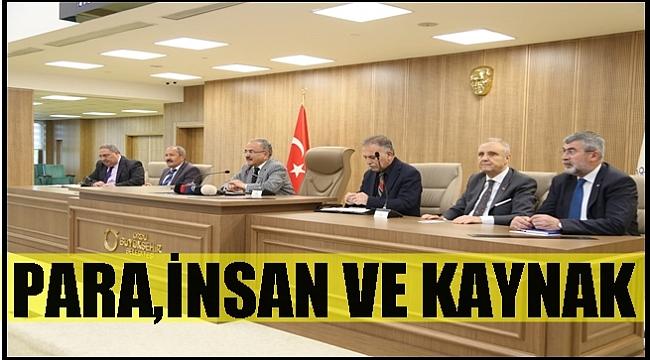 Başkan Güler; Klasik belediyeciliğin dışına çıkacağız