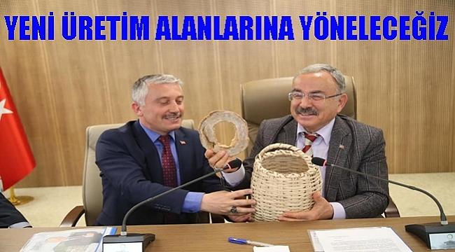 Güler İlçe Belediye Başkanlarını ağırladı