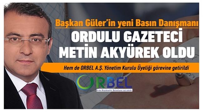 Güler'in basın danışmanı belli oldu