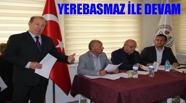 Ordulular Vakfı'nın Yeni Yönetimi belirlendi