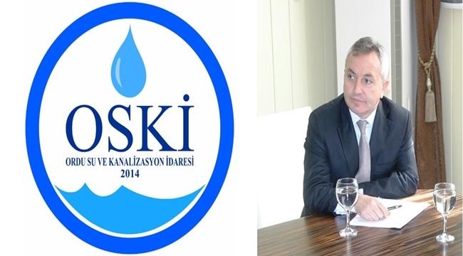 OSKİ Genel Müdürlüğüne Murat Us atandı