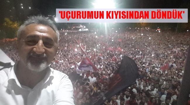 Adıgüzel'den İstanbul seçimleri için flaş açıklama