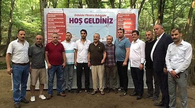 Başkan Güler İstanbul'a mitili attı