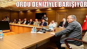 Güler: Akdeniz- Karadeniz yolu Ordu'yu canlandıracak