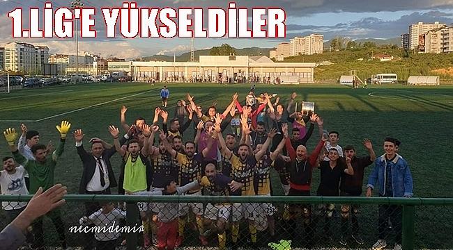 Mesudiyespor'da büyük sevinç