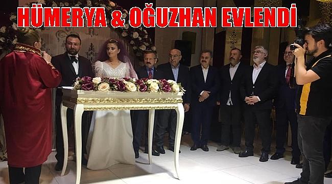 Milletvekili Ayhan Yılmaz kızını evlendirdi