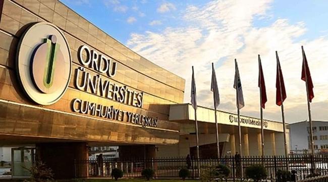Ordu Üniversitesi'nin Öğrenci Kontenjanı Belli Oldu