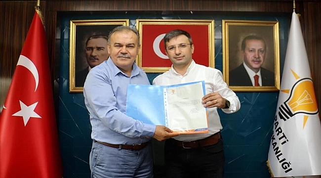 AK Parti Fatsa İlçe Başkanı Belli Oldu