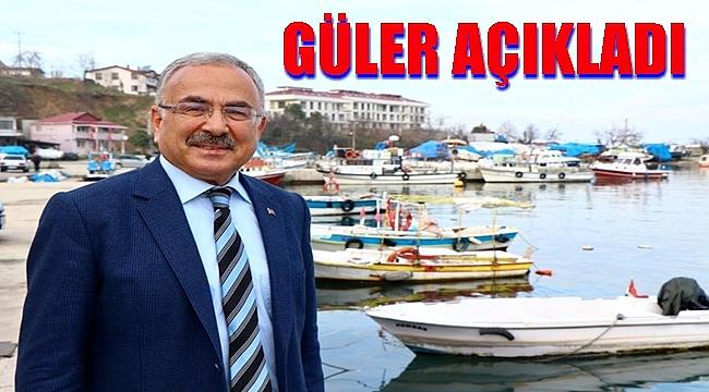 Başkan Güler: Kıyılar halkındır