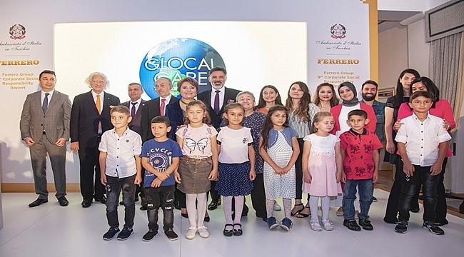 Ferrero ihtiyacının % 80'ini Türkiye'den karşılıyor