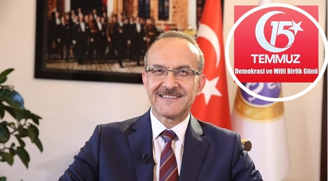 Vali Yavuz: Söz konusu vatansa gerisi teferruat