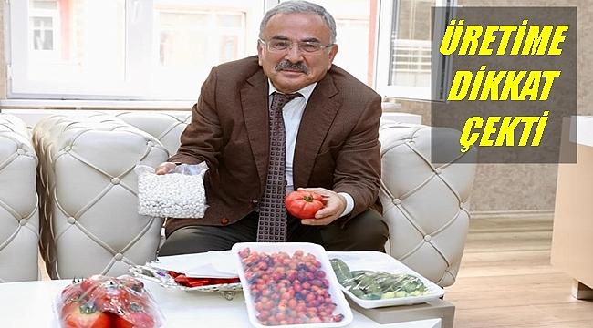 Başkan Güler: Akkuş fasulyesinin üretimini arttıracağız