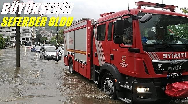 Büyükşehir: Mağduriyetler giderildi