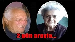 Hancıoğlu çifti 2 gün arayla öldü