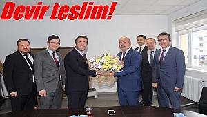Ordu Sağlık İl Müdürü Dr. Mustafa Kasapoğlu göreve başladı