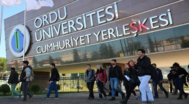 Ordu Üniversitesi'ne 4 bin yeni öğrenci gelecek