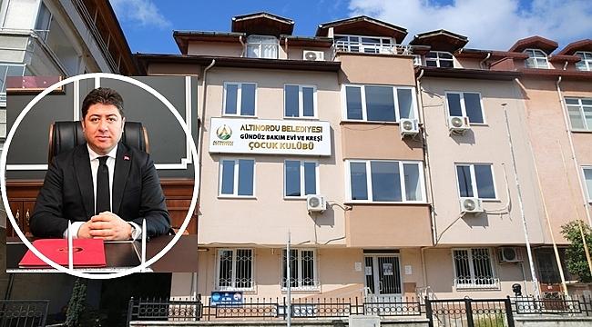 Altınordu Belediyesi Bakım Evi ve Kreş açıyor