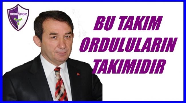 Başkan Aşar: Bu takıma destek olalım