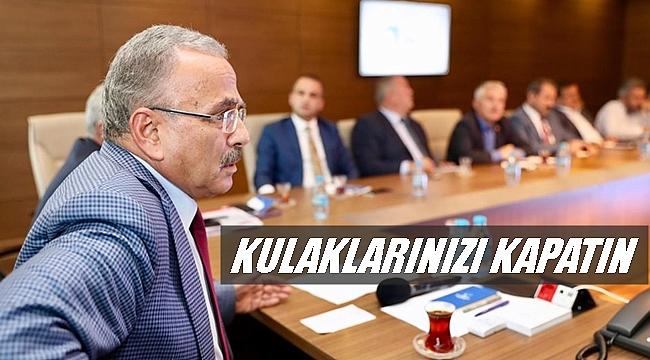 Başkan Güler'den önemli uyarılar