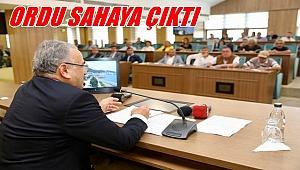 Başkan Güler: Ordu'yu marka şehir yapacağız