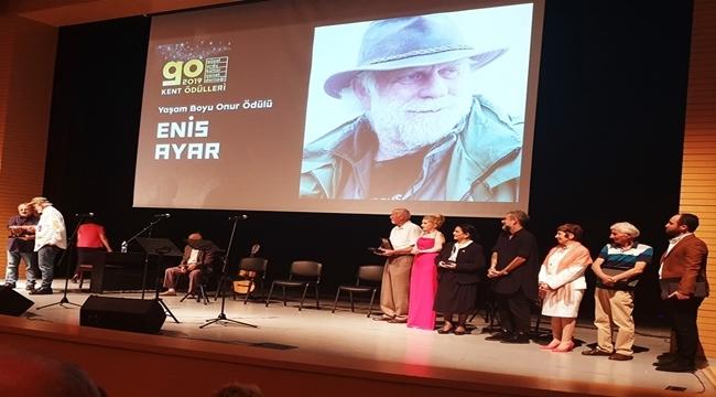 Güzel Ordu Kültür Sanat Derneği Ödülleri Sahiplerini Buldu