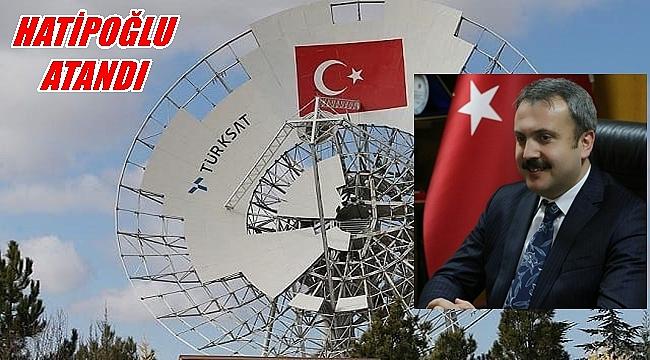 Hatipoğlu Türksat'a geri döndü