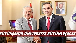 Ordu Büyükşehir ile Üniversite işbirliği yapacak