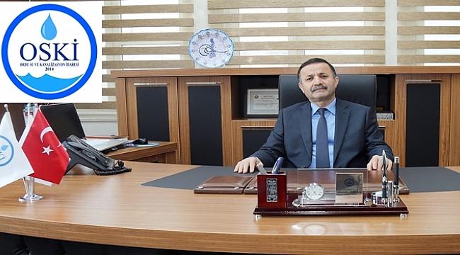 OSKİ'de Mustafa Özkan görevden alındı