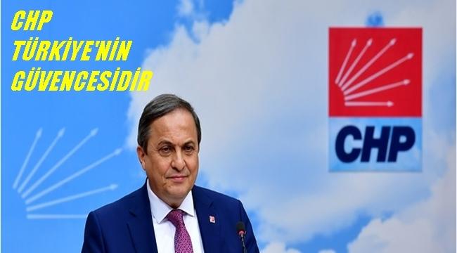 Torun: CHP'nin yereldeki başarısı tüm ülkeye yayılacak