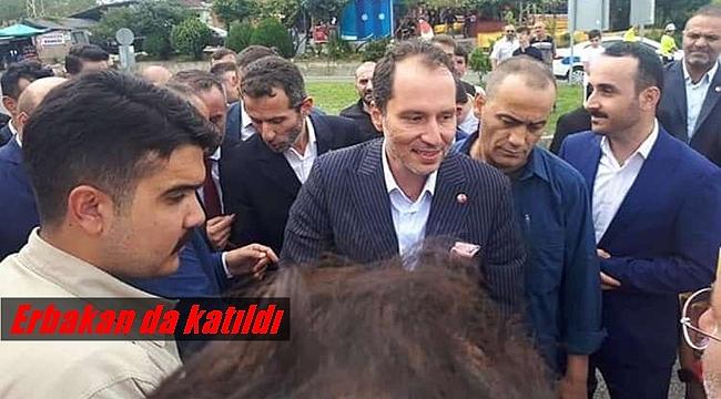 Yeniden Refah Partisi İl Başkanı belli oldu