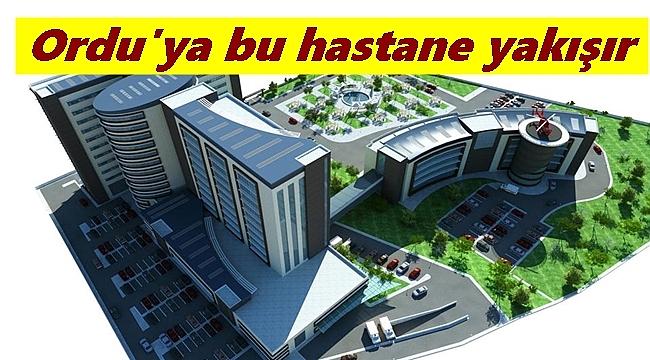 Zengin: Projesi hazır olan 450 yataklı ek bina sorunu çözer